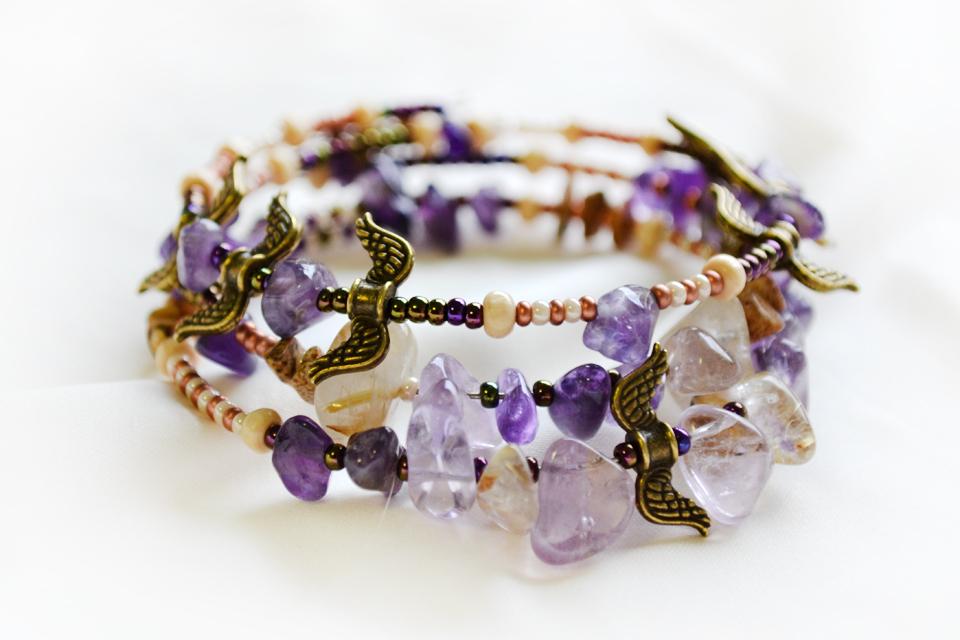 Heavenly bliss fairy bracelet