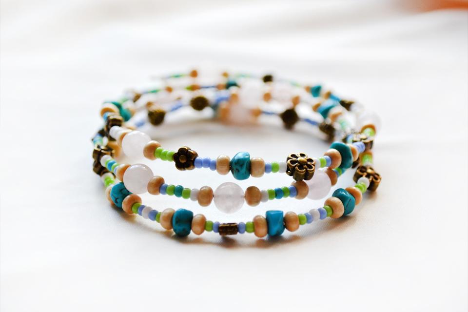 Flower Fairy bracelet