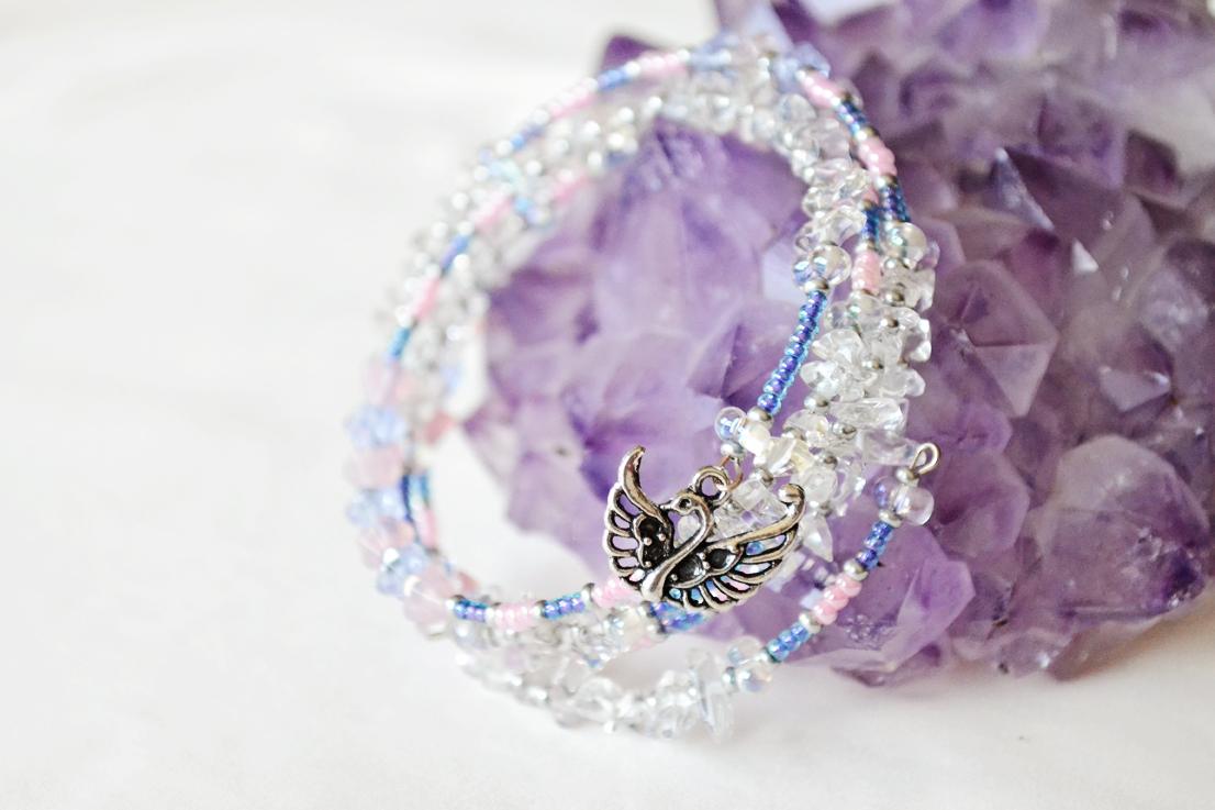 Swan's Wisdom fairy bracelet