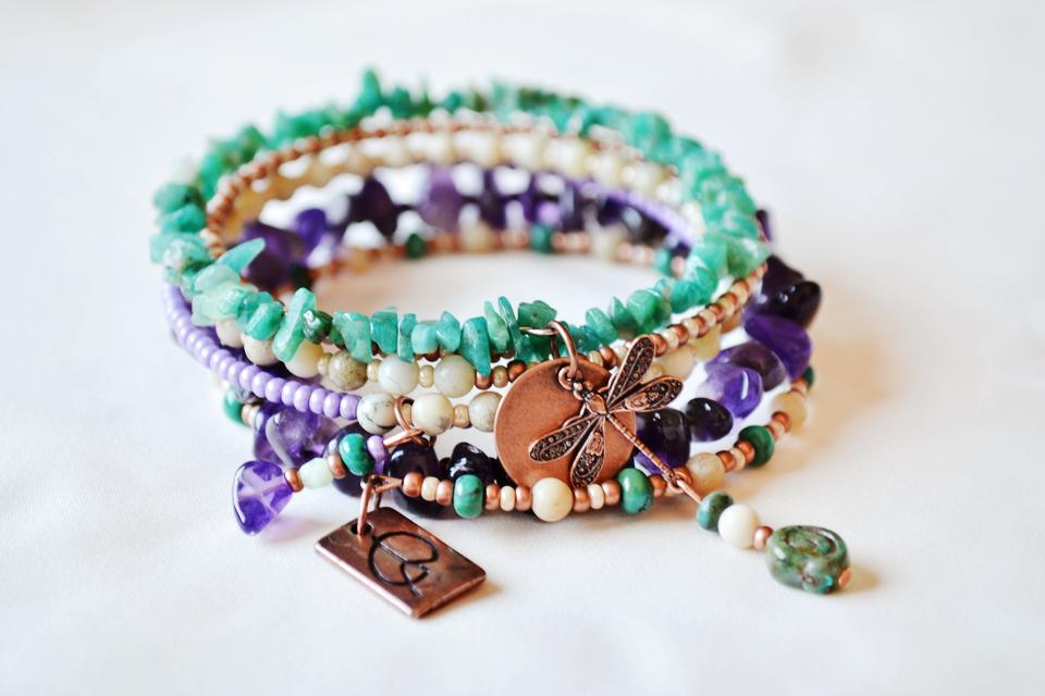 Odonata Yoga bracelet
