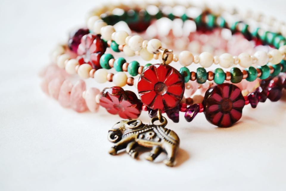 Namaste Yoga bracelet